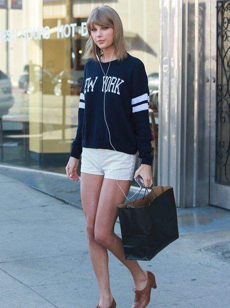 Taylor Swift Shopping