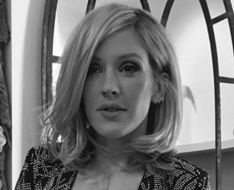 Ellie Goulding Short Hair 2015