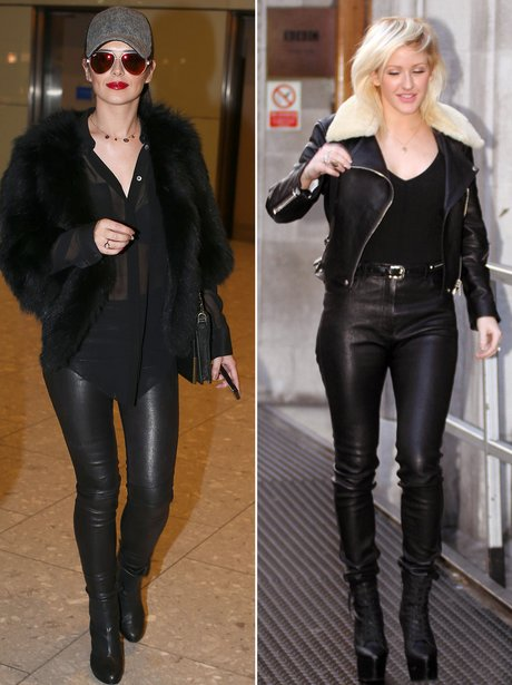 Fashion Face Off: Ellie Goulding V. Cheryl