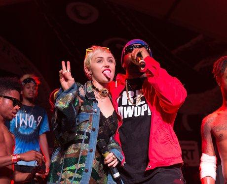 Miley Cyrus at Sxsw
