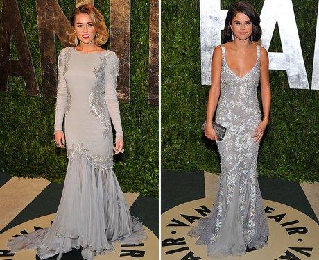 Miley Cyrus V. Selena Gomez