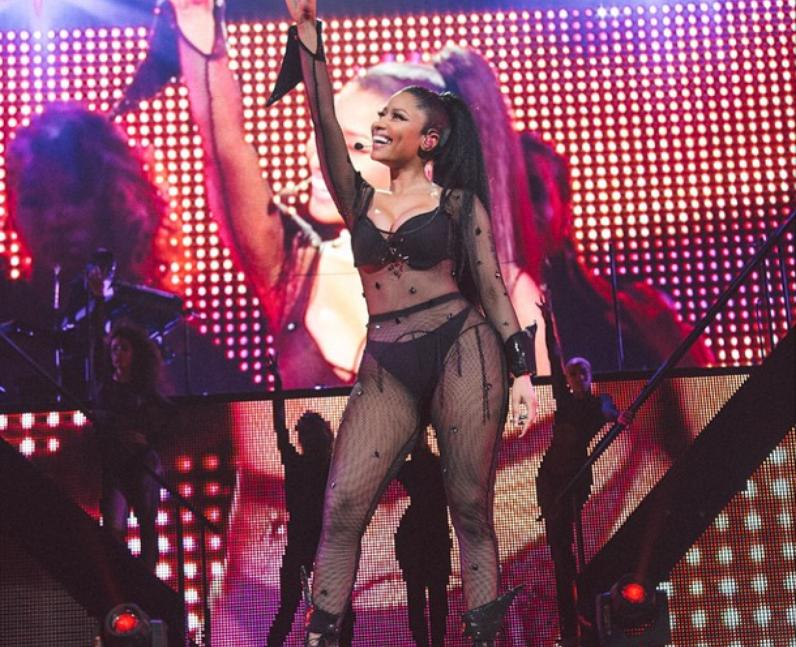 Nicki Minaj Pink Print Tour