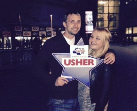 Usher 14th March