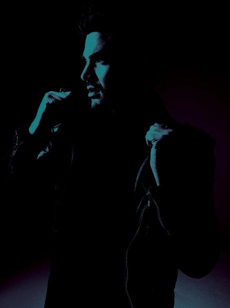 Adam Lambert Hunger Shoot March 2015