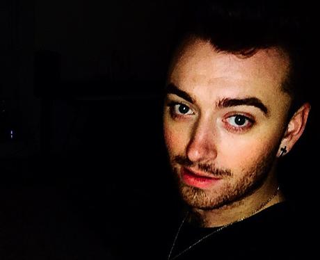 Sam Smith selfie