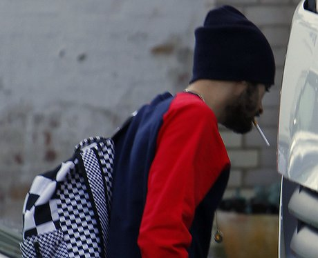 Zayn Malik back in London after leaving 1D