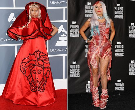 Fashion Face Off: Nicki Minaj V. Lady Gaga