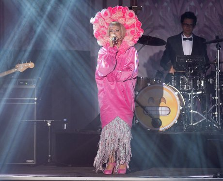 Lily Allen The Rose Ball 2015