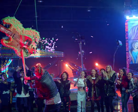 The Vamps Music Video Pinata