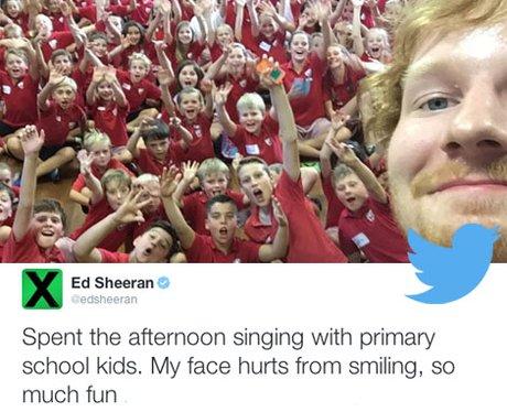 Best Tweets 9 April 2015