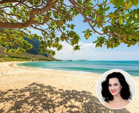 Celebrity Holiday Destinations
