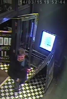 GRIFFIN SEX ATTACKER LEEDS 2 CCTV