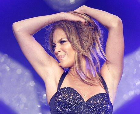 Jennifer Lopez Summertime Ball 2011