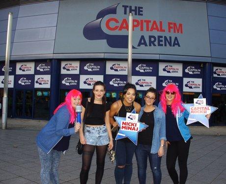 Nicki Minaj @ The Capital FM Arena