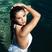 Image 9: Selena Gomez in a white swimsuit
