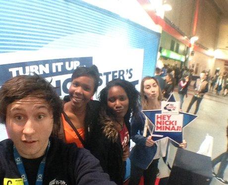 Selfies at Nicki Minaj with The Selfy Store part 2