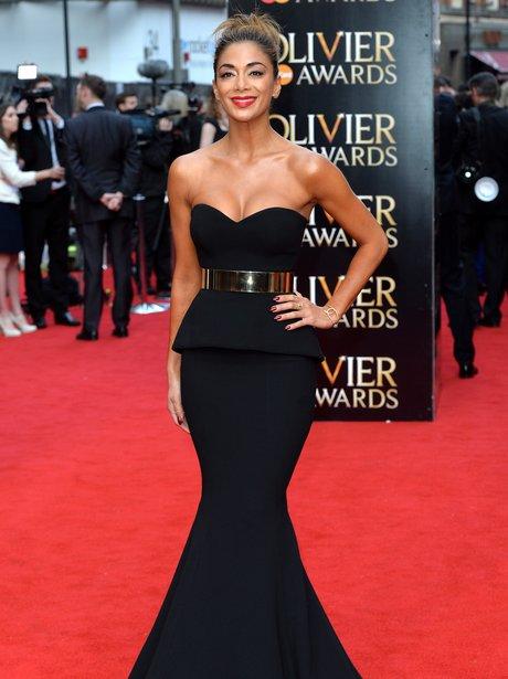 Nicole Scherzinger Olivier Awards 2015
