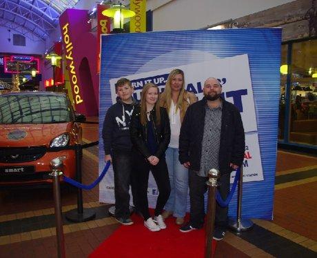 Capital @ Odeon's Avengers Premiere