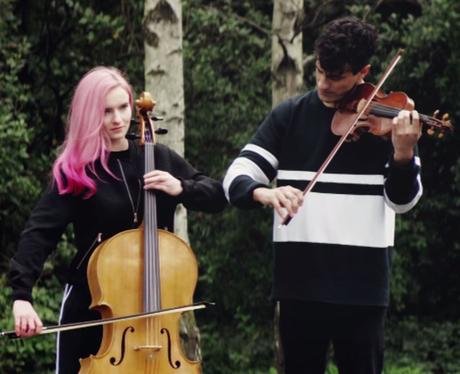 Clean Bandit 'Stronger' Music Video