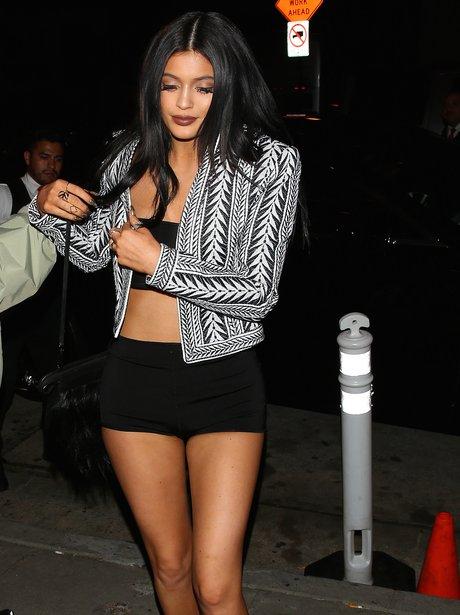 Kylie Jenner Hot Pants