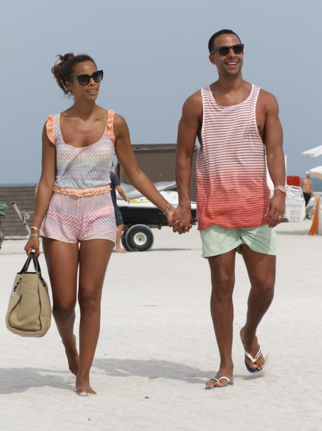 Marvin and Rochelle Holiday