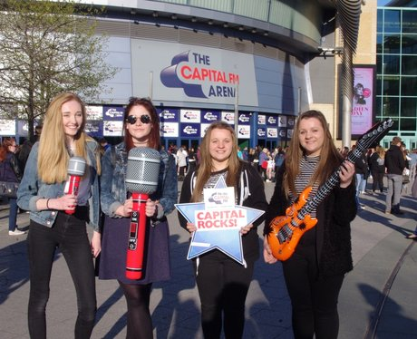 McBusted @ Capital FM Arena - Saturday
