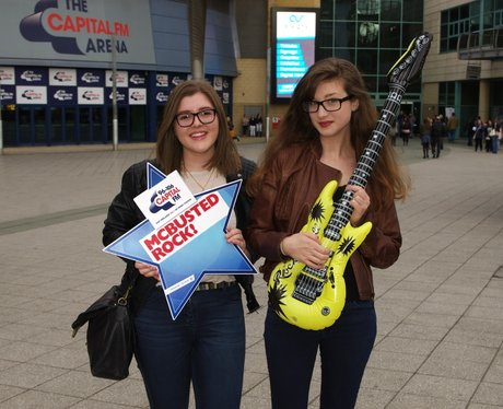 McBusted @ Capital FM Arena - Sunday