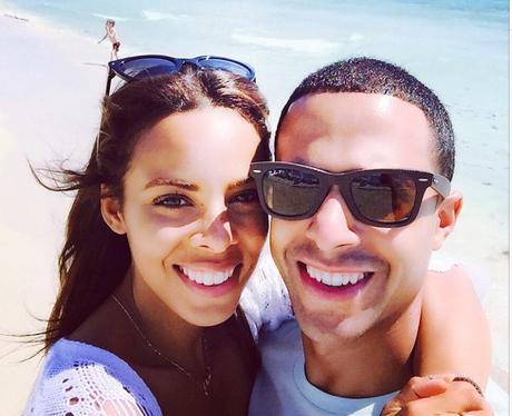 Rochelle and Marvin and holiday