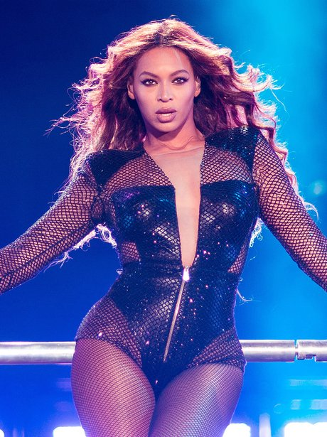 Hot beyonce Beyonce flashes