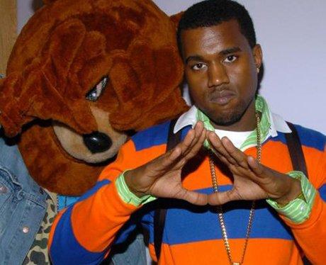 College Dropout Era Kanye