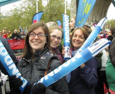 London Marathon Street Stars