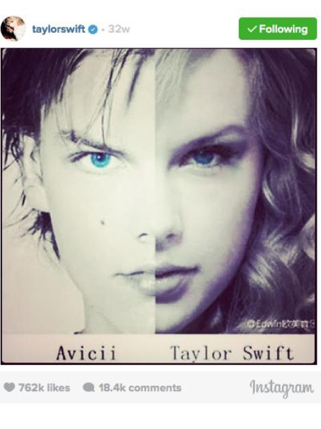 Avicii & Taylor Swift