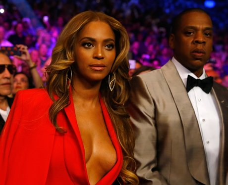 Beyonce and Jay Z Boxing Match 2015