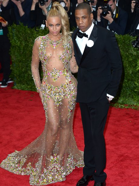 Beyonce and Jay Z Met Ball 2015