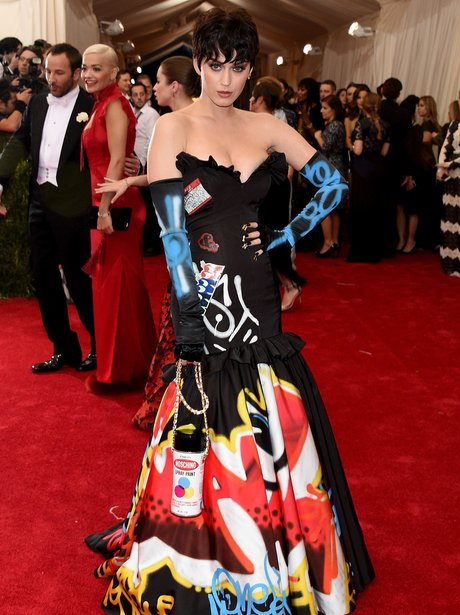 Katy Perry MET Ball 2015