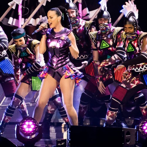 Katy Perry prismatic world tour 2015