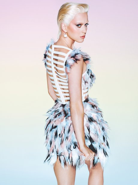 Katy Perry Wonderland Magazine 2015