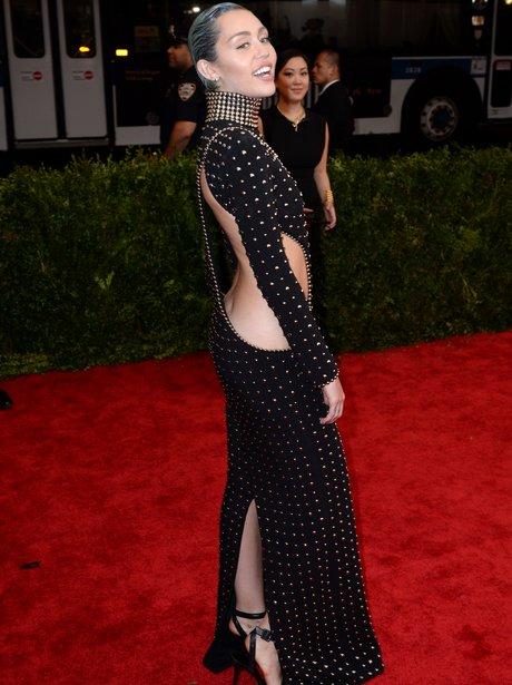 Miley Cyrus MET Gala Ball 2015