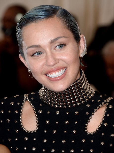 Miley Cyrus MET Gala Ball 2015