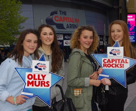 Olly Murs @ Capital FM Arena - Friday