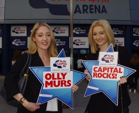 Olly Murs @ Capital FM Arena - Friday