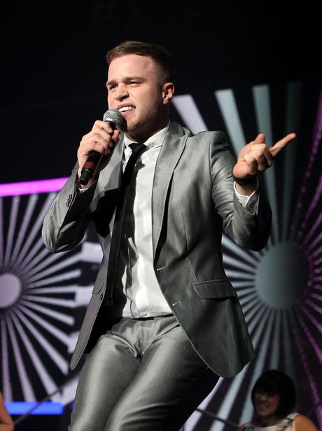 Olly Murs On X Factor Live Tour 2010