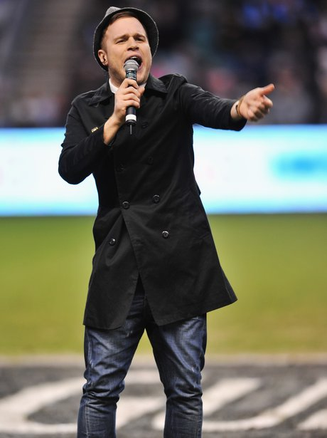 Olly Murs Performs In 2009