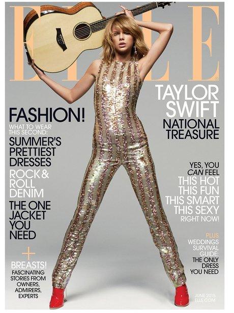 Taylor Swift ELLE Magazine 2015