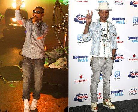 Fashion Face Off: Tinie Tempah V. Pharrell