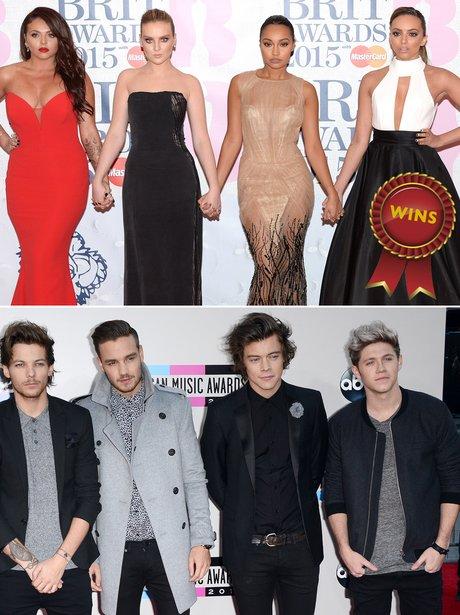 Little Mix V. One Direction