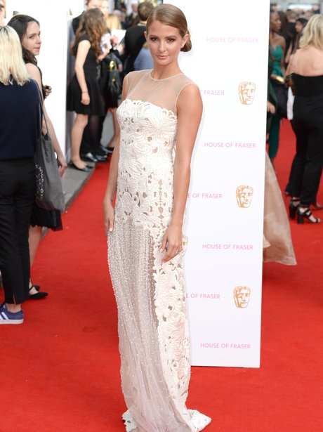 Millie Mackintosh Baftas 2015