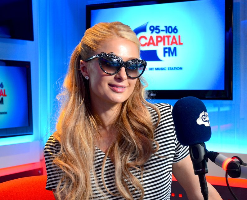 Paris Hilton Capital FM