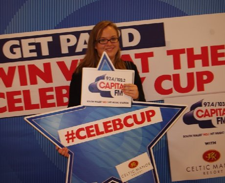 Capital @ Celeb Cup Celtic Manor