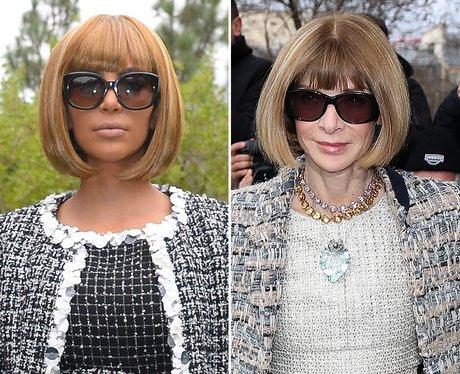 Celebrities Dressed As Other Celebrities: Kim Kard
